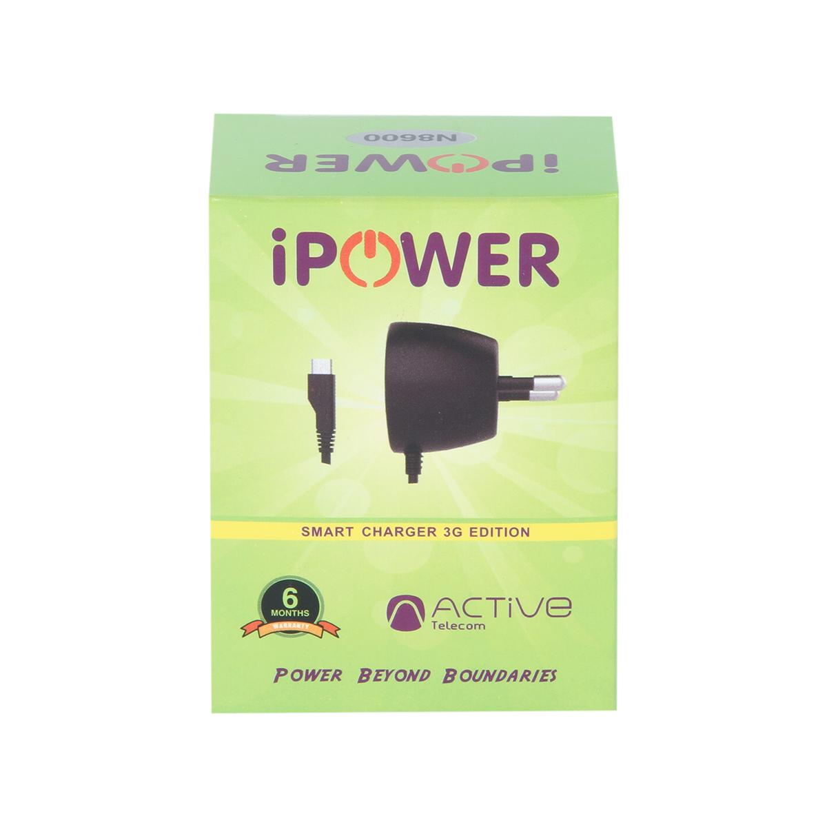 Active i power Charger - Black