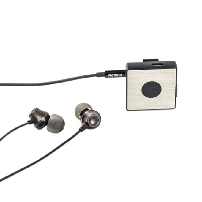 RB-S3 Bluetooth Earphone - Black