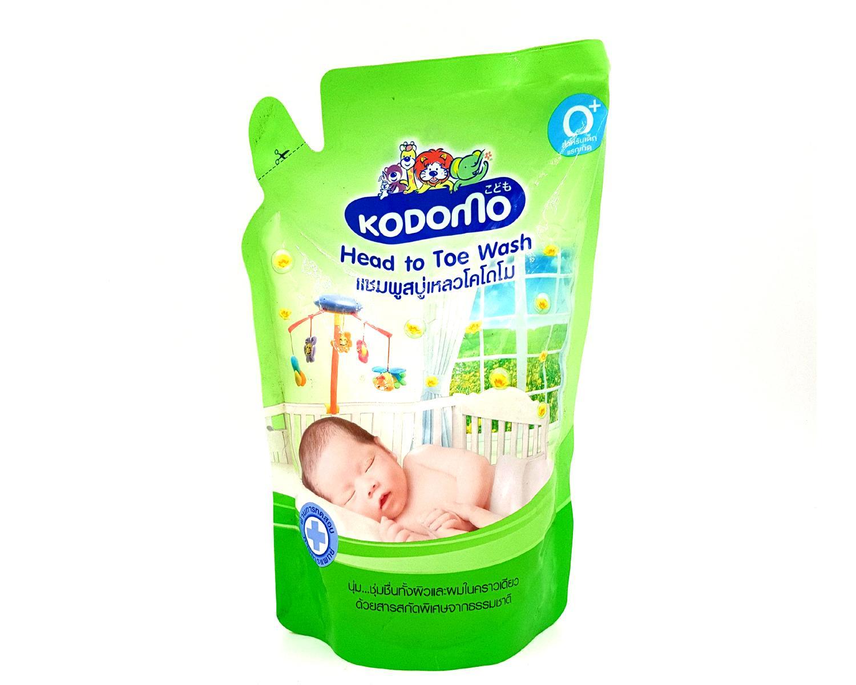 Baby Body Wash Buy At Best Price In Bangladesh Cussons Hair Mild Gentle 400ml Kodomo Head To Toe Refill 380ml