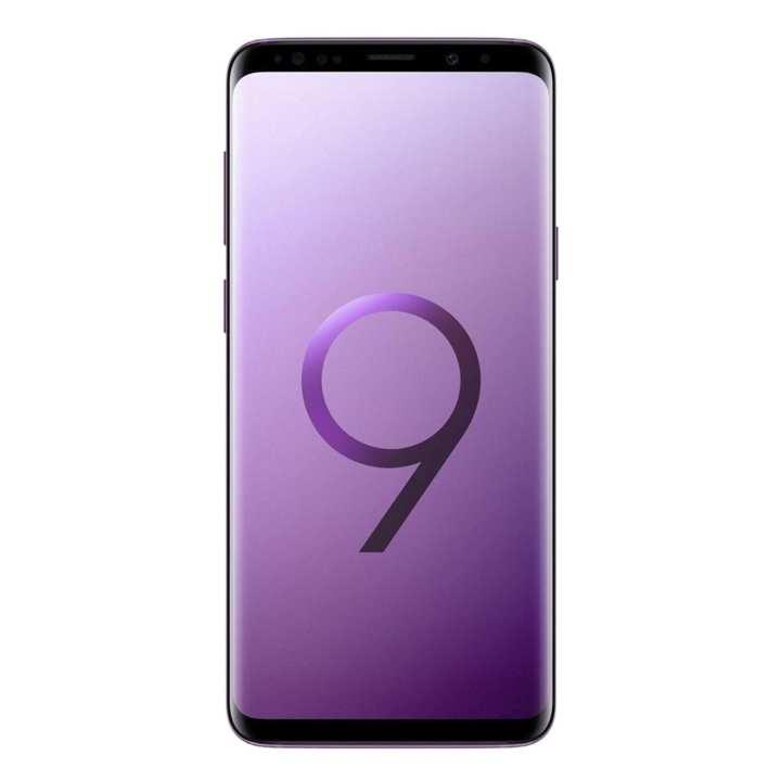 "Samsung Galaxy S9 Plus - Smartphone - 6.2"" - 6GB RAM - 64GB ROM - 12 MP Camera - Lilac Purple"