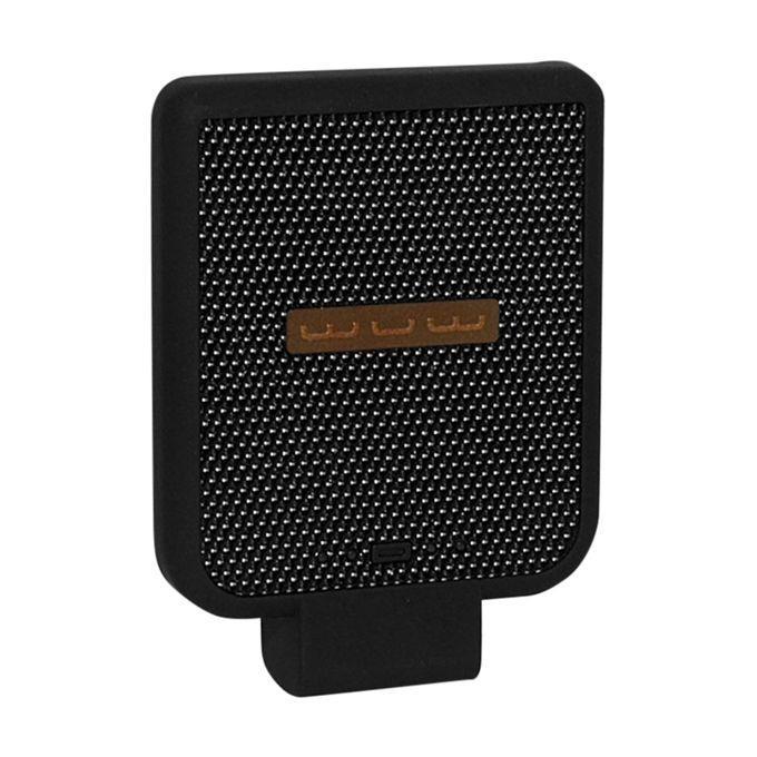 Back Clip Power Bank 2200mAh for iPhone  6Plus - Black
