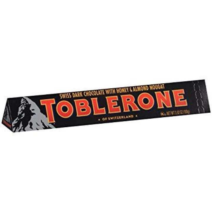 Toblerone Dark Chocolate Bar - 100g