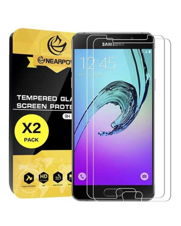 Sansung Galaxy A5 2016 Screen Protector - Transparent