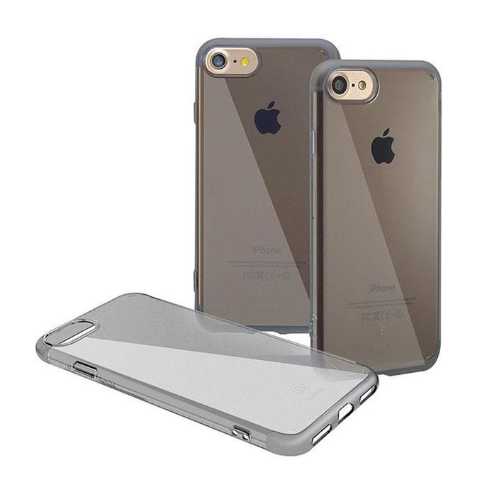 Super Slim TPU Back Case for iPhone 7 - Transparent