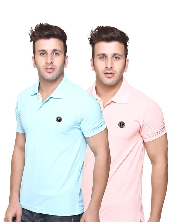 Combo Pack of 2 Polo For Men