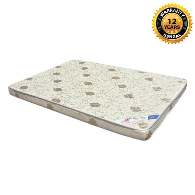 "Bengal Healthcare Mattress (78""x60""x4"") - Multicolor"