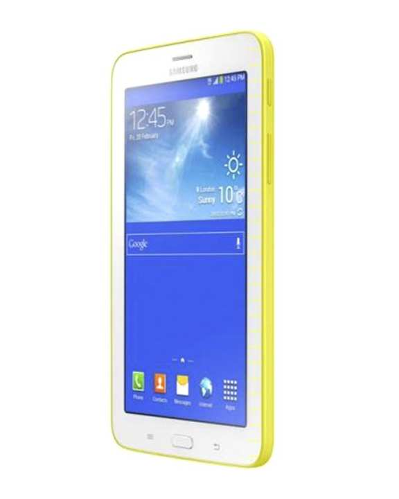 Tempered Glass Protector for Tab 3 Neo - Transparent