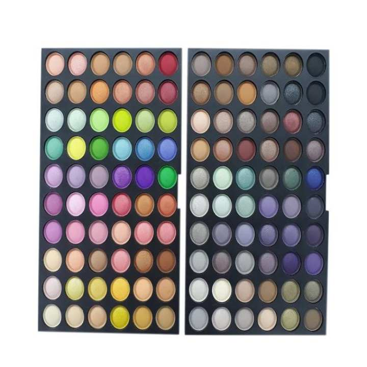 120 Colors Laptop Eye shadow Matte & Glossy,Shade-03