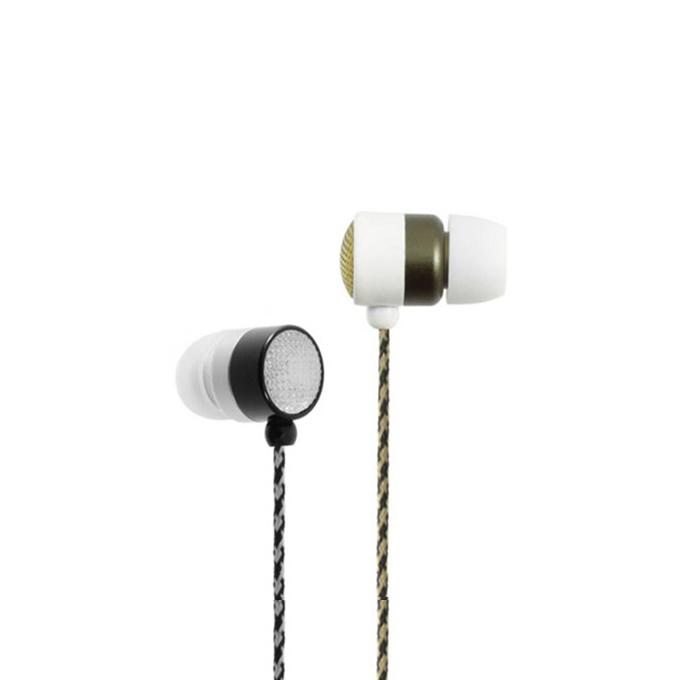 Bliss In-Ear Earphone - White