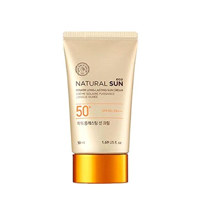 Eco Natural Sun Power Long Lasting Sun Cream