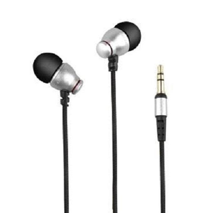 ES - Q8 In-Ear Earphone - Silver