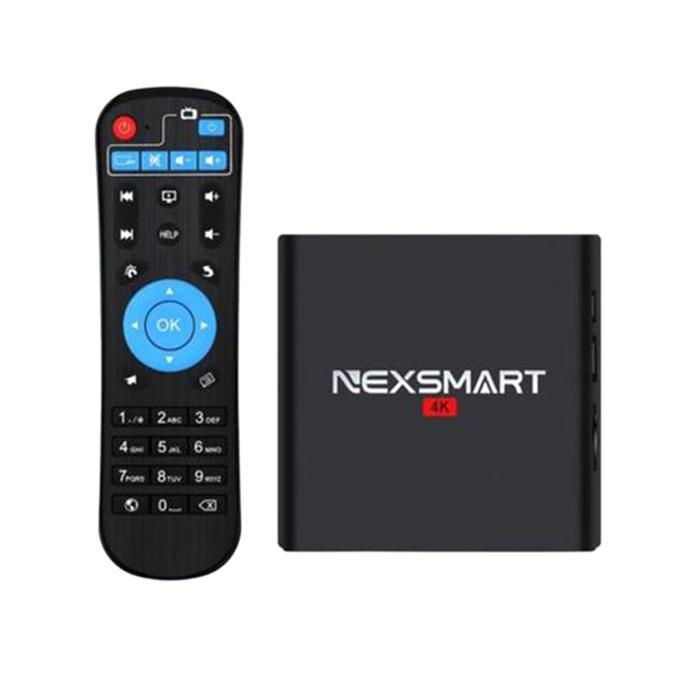 NEX Smart TV Box - Black