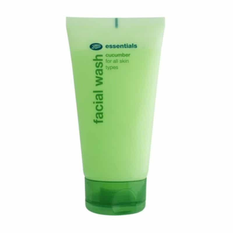 Essentials Cucumber Facial Wash - 150ml