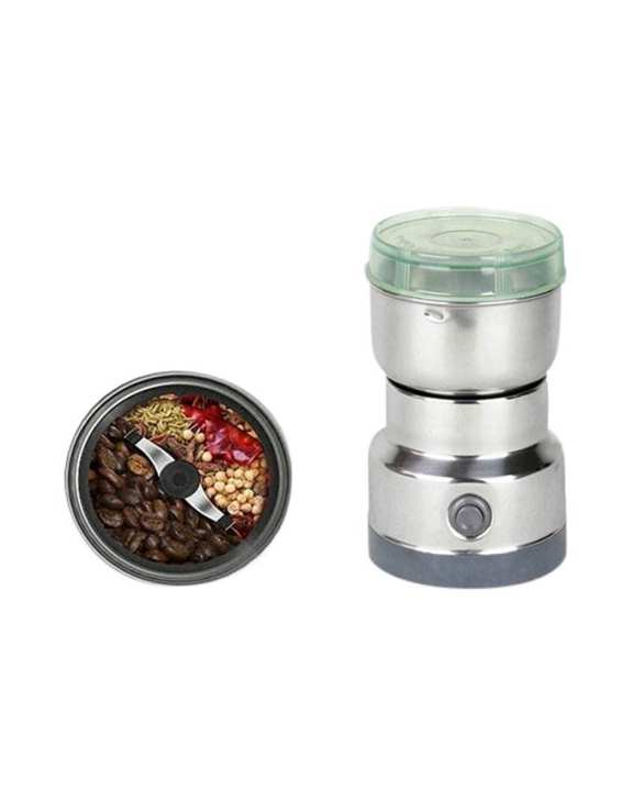 Nima Electric Grinder - NM-8300 - Silver