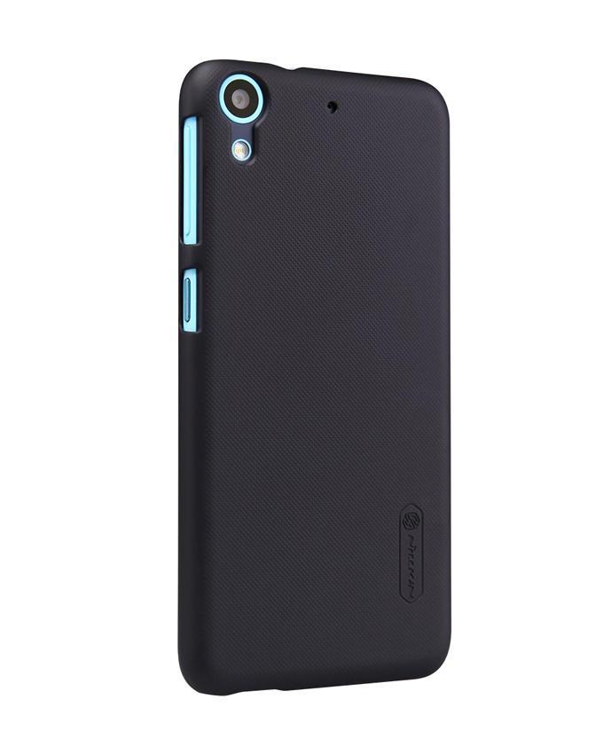 HTC Desire 626 Super Frosted Shield Back Case - Black