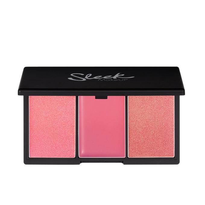 Blush By 3 Palette- Pink Lemonade