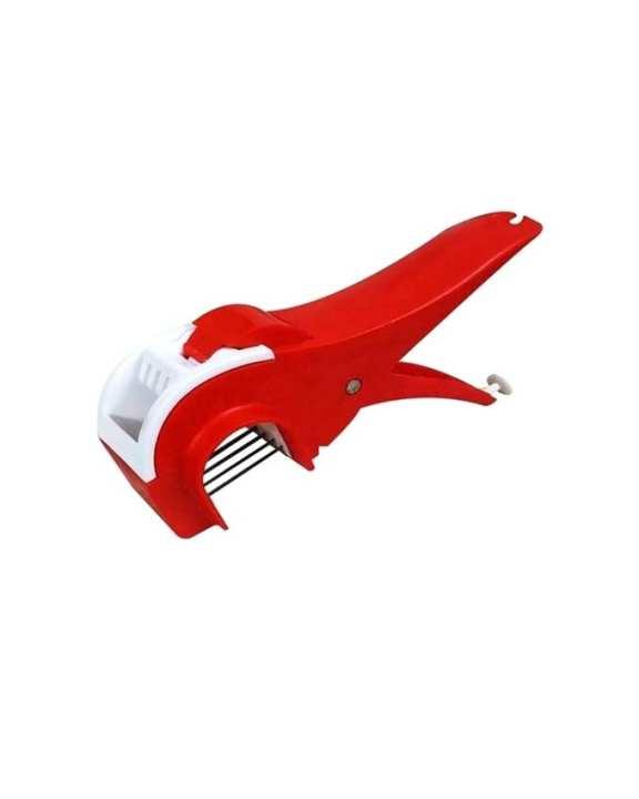 Hand Vegetable Slicer - Red