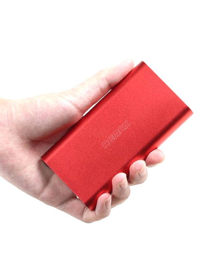 Vanguard Power Bank - 10000mAh - Red