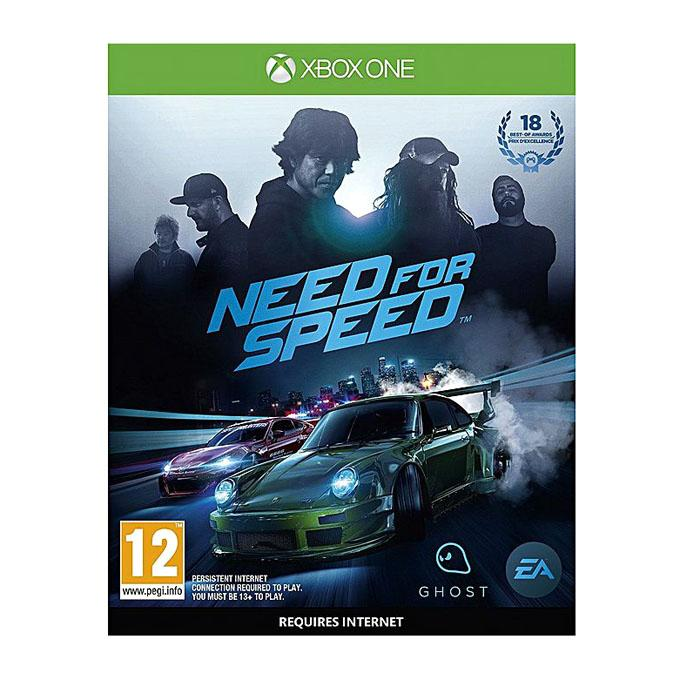 Need For Speed Gaming CD for Xbox One