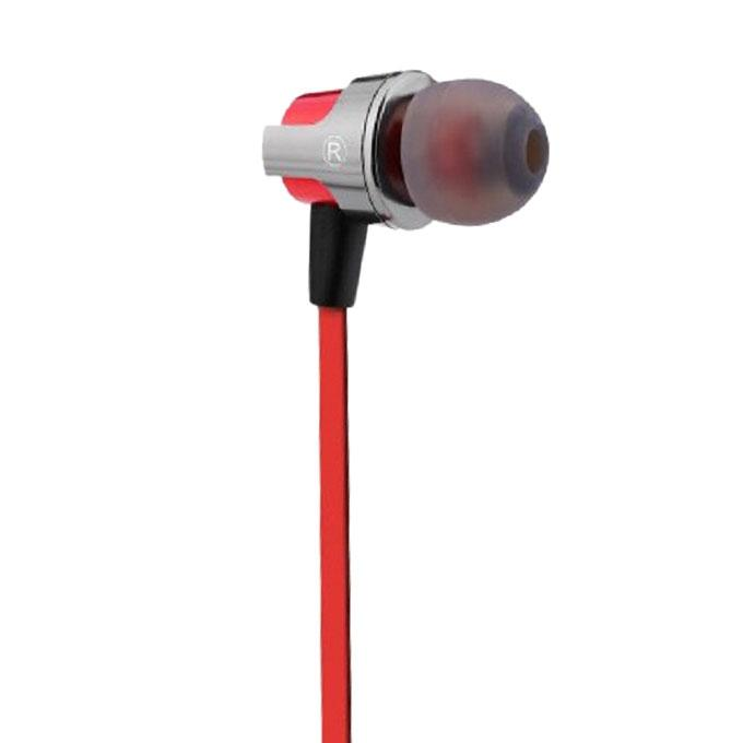 EPB02 - Bluetooth Earphone - Red and Black
