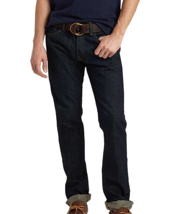 Black Denim Jeans Pant for Men