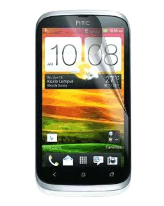 HTC Desire V (T328w) Screen Protector - Transparent