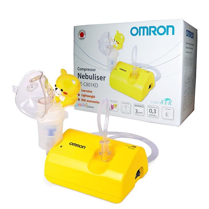 Omron Nebulizer For Babies And Children  - Yellow