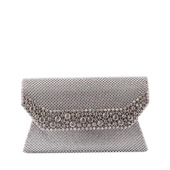 Silver Party Bag for Women