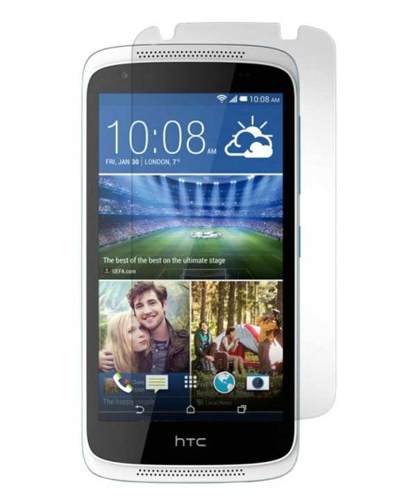 Screen Protector for HTC Desire 526 – Transparent