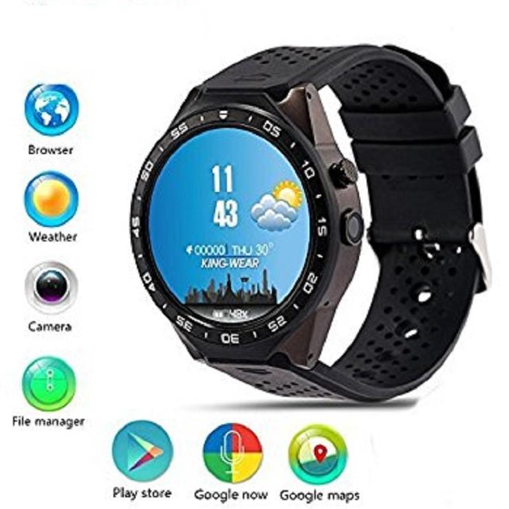 KingWear KW88 3G Wifi Android Smart watch in BD