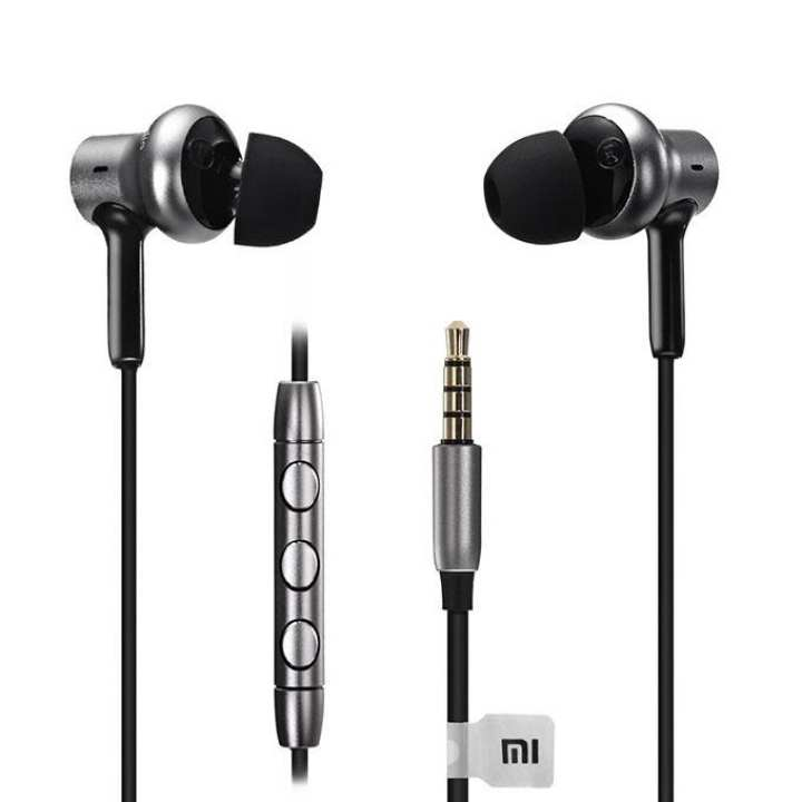 Mi Hybrid Pro Earphone - Black