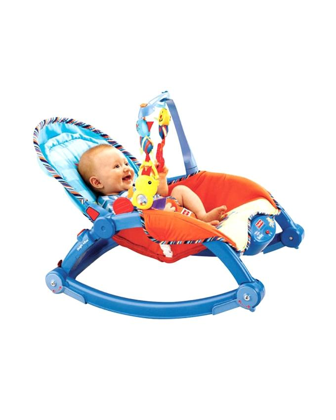 Baby Rocking Chair - Blue