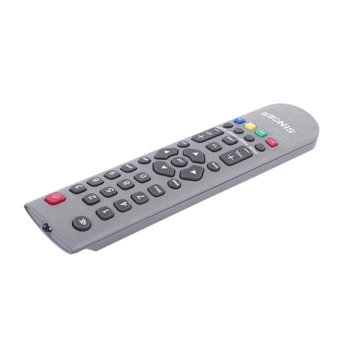 Singer LCD/LED Smart TV Remote - Gray