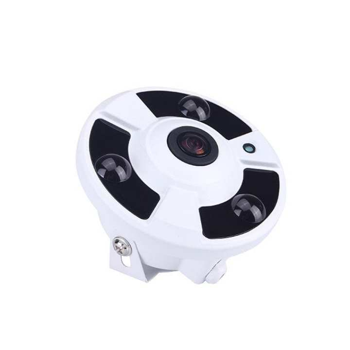 CCTV Camera - ST-306 - 1.3MP AHD - White and Black