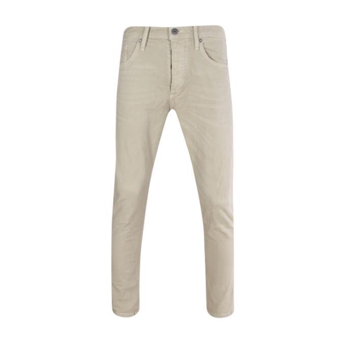 Light Gray Denim Jeans Pant For Men
