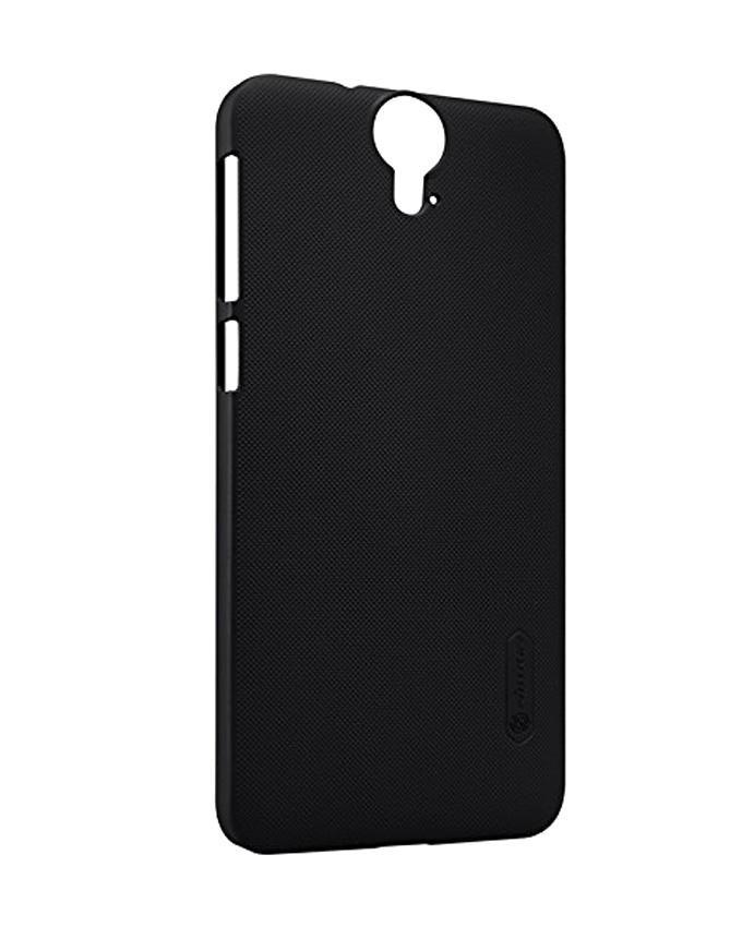 HTC One E9+ Super Frosted Shield Back Case - Black