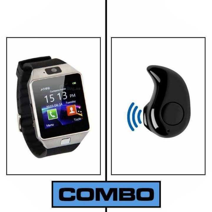 Smart Watch Combo Offer Free Blutooth