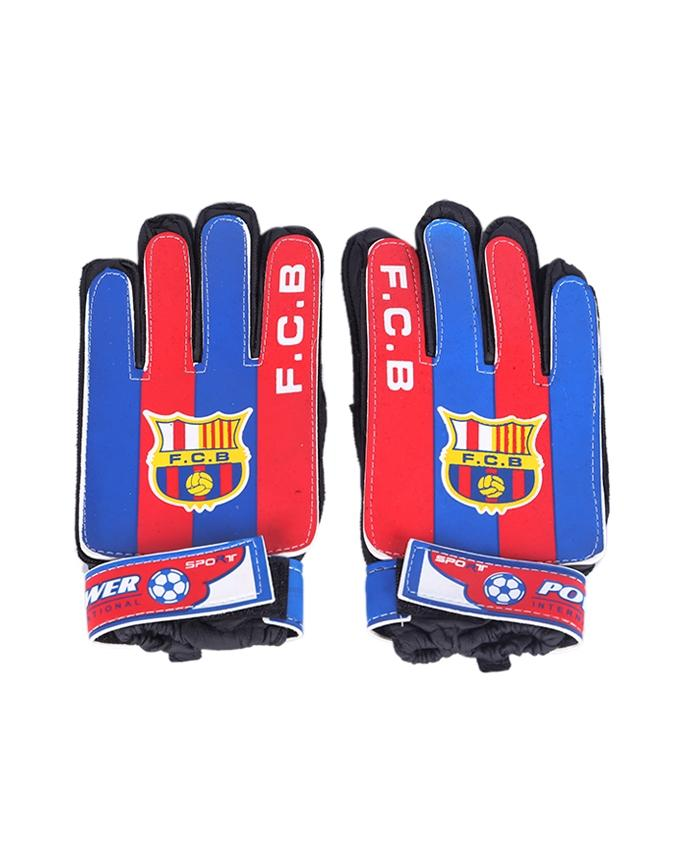 Football Hand Gloves - Multi Color