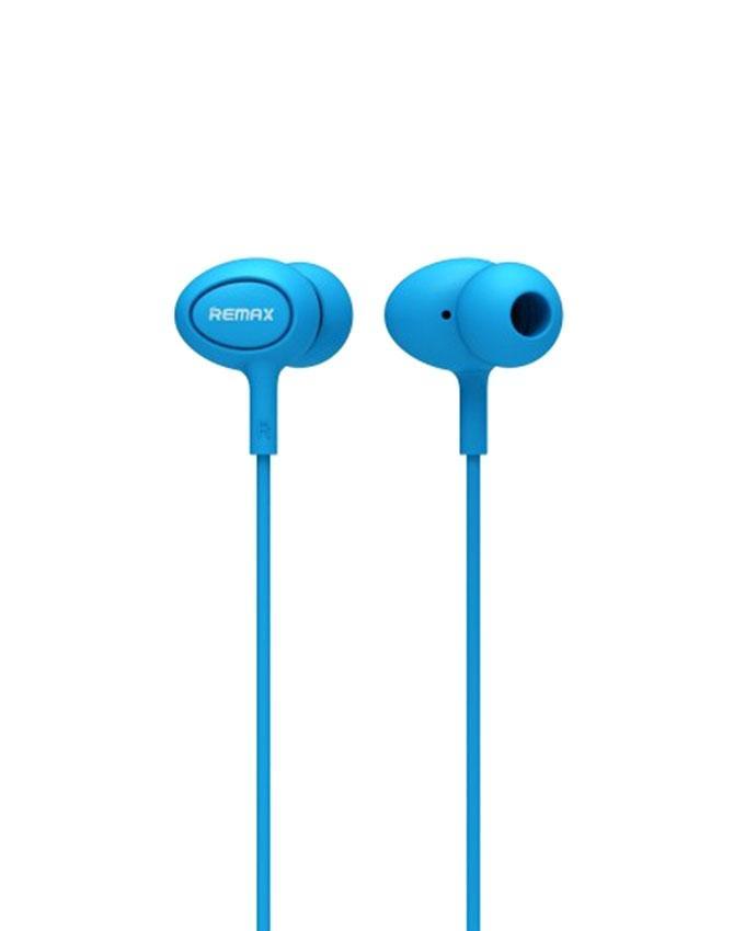 RM-515 Candy Series In-Ear Earphone - Black