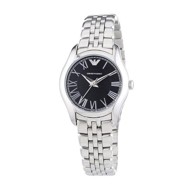 Stainless Steel AR1715 Analogue Watch For Women - Silver