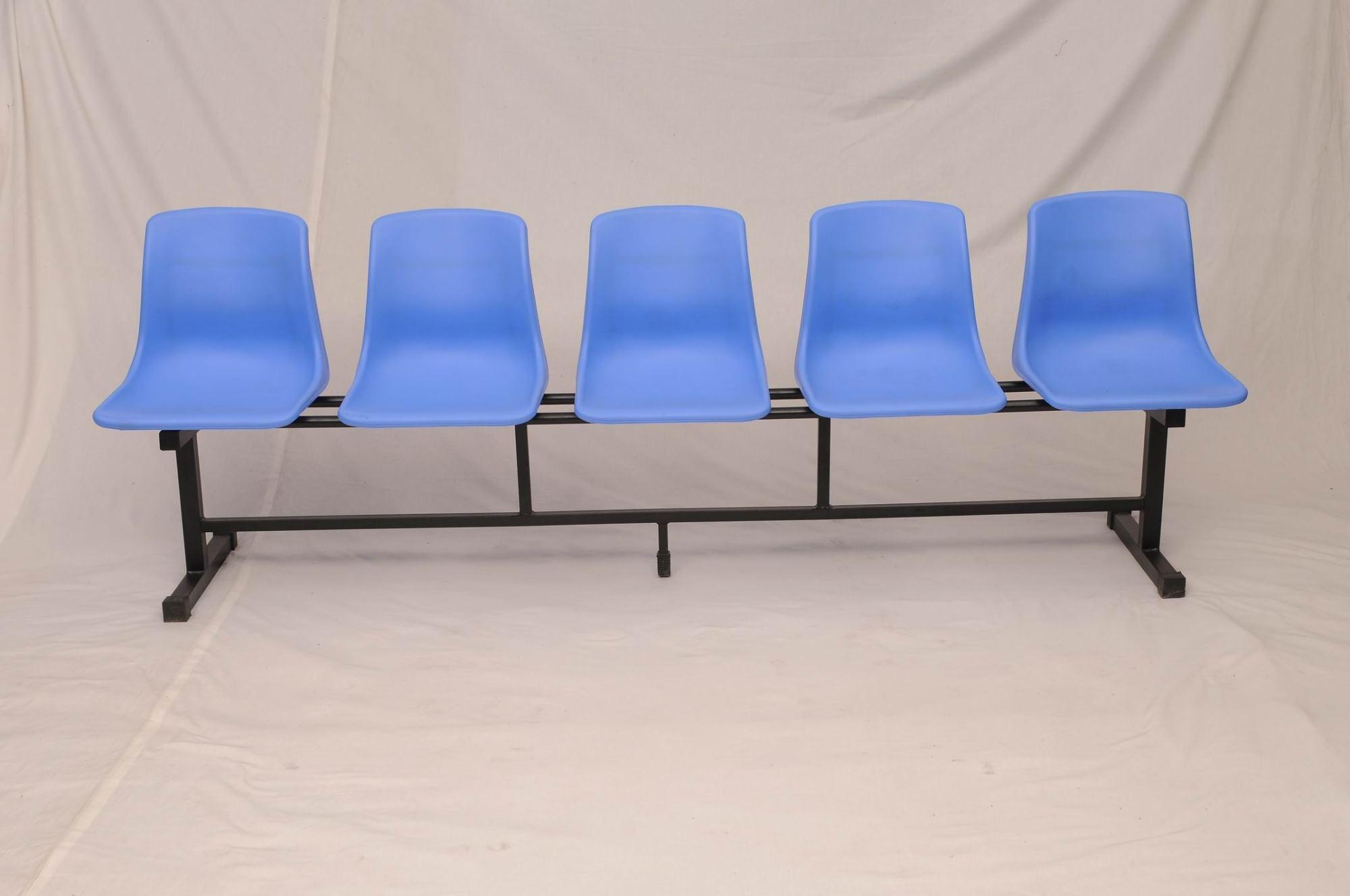 Waiting Furniture Series-CH-05B Blue