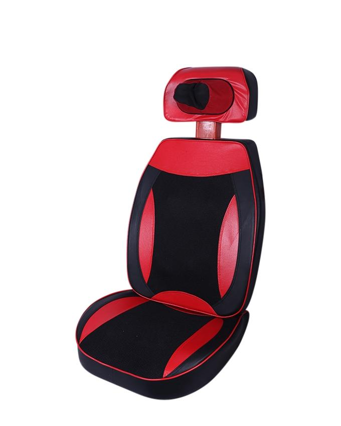 Zl-566D Full Body Massager - Black and Red