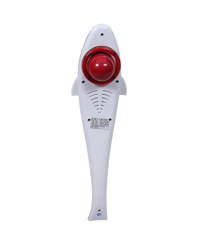 ZL-188A Dolphin Full Body Massager - Red