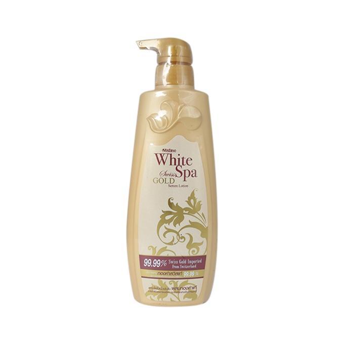 White Spa Serum Lotion -400ml