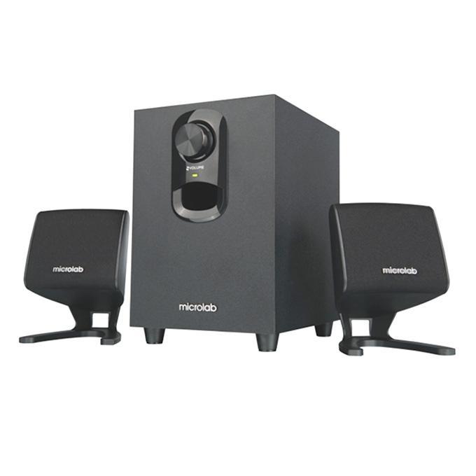 M108 - 2:1 Multimedia Speaker - Black