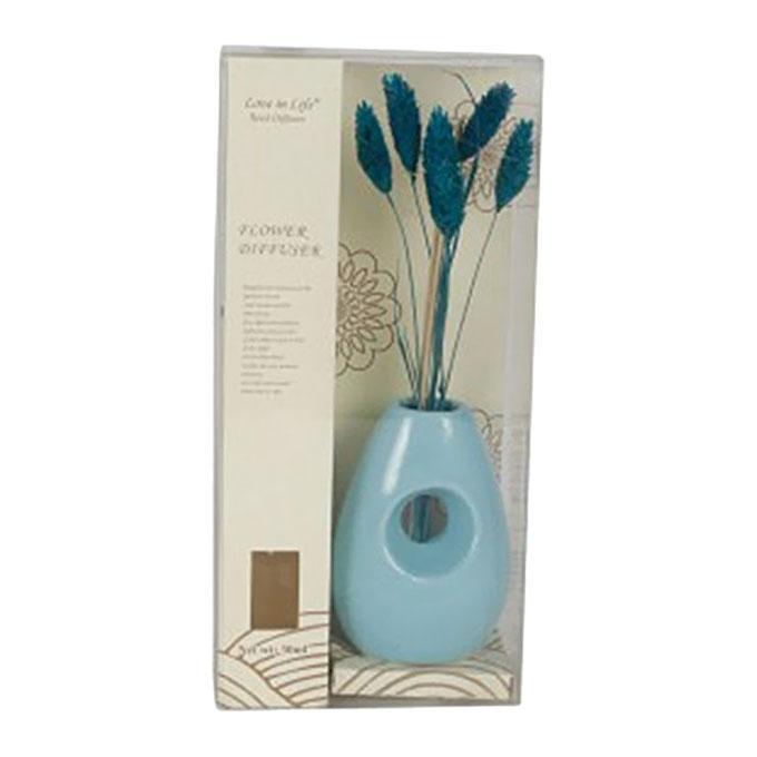 Aromatic Essential Lavender Aroma Oil Diffuser  - Blue
