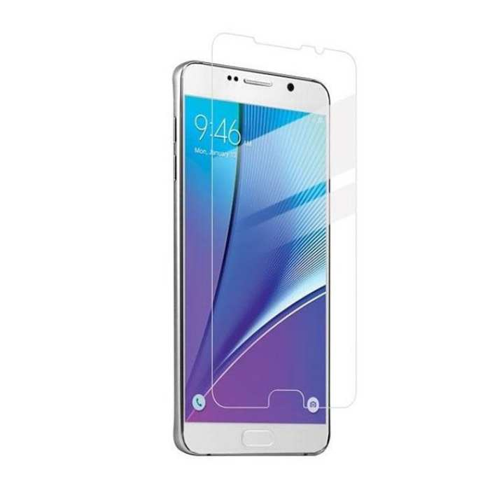 Samsung Galaxy Note 5 Clear Tempered Glass Protector