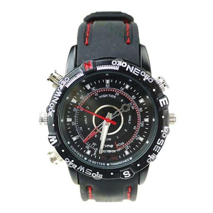 Spy Smartwatch - Black