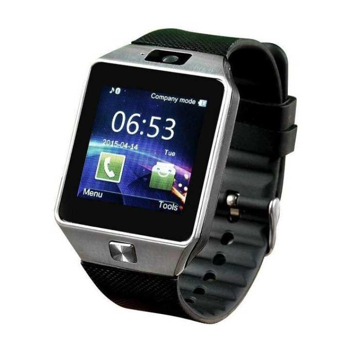 G6 - Single SIM Smart Watch - Black
