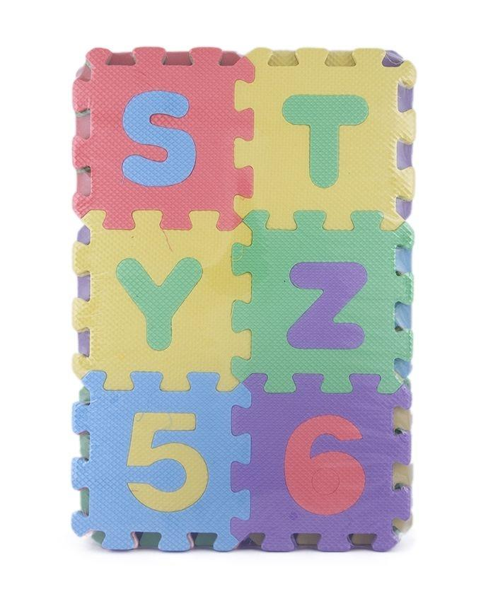 Puzzle Door Mat for Home Decor